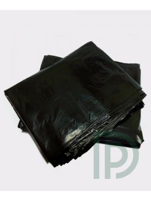 Мішок поліетиленовий чорний 50*100см
