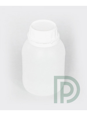 Пластиковая канистра (флакон) 0,5л HDPE для пищевых и технических жидкостей