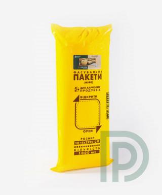 Фасовочные пакеты 27 см, 1000 шт