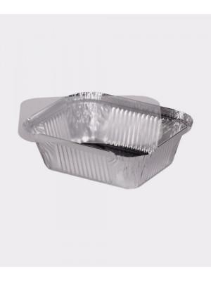 Контейнер+крышка 225мл из пищевой фольги SP15L