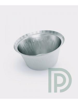 Контейнер+крышка 135мл из пищевой фольги SPT20L