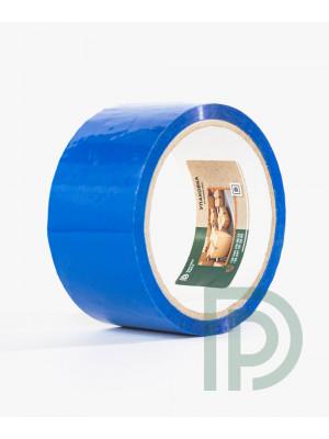 Упаковка синего скотча 48мм*40мкм*50м 72шт