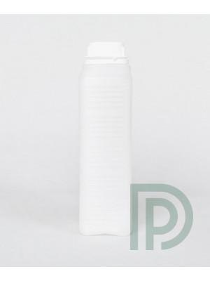Пластиковая канистра 1л HDPE для пищевых и технических жидкостей