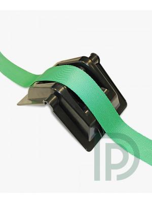 Уголок защитный пластиковый квадратный