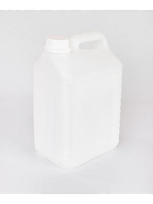 Канистра пластиковая 4л HDPE для пищевых и технических жидкостей