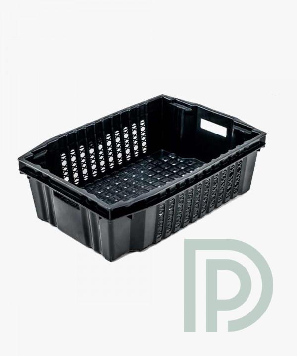 """Ящик """"Овощной"""" 600*400*180 мм из пластика"""