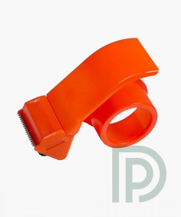 Диспенсер-улитка для скотча 50 мм пластмассовый