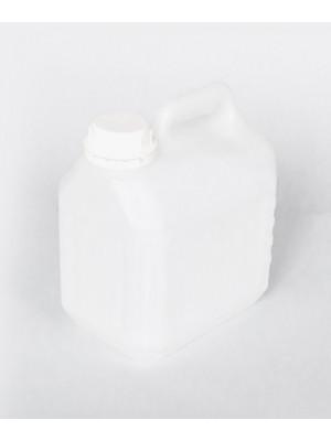 Канистра пластиковая 3л HDPE для пищевых и технических жидкостей
