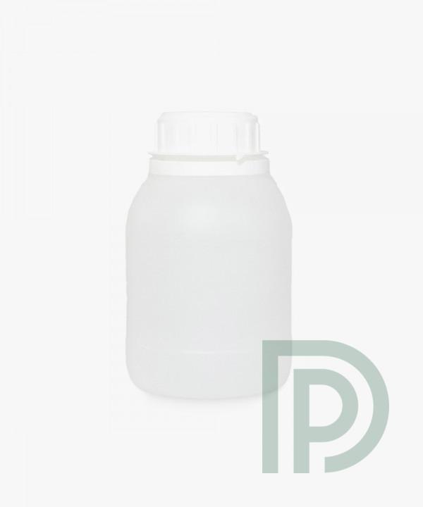 Флакон 0,5л HDPE для пищевых и технических жидкостей (пластиковая канистра)