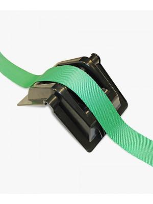 Уголок защитный пластиковый квадратный упаковочный